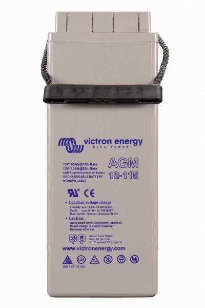 Victron 12 V 115 Ah AGM Telekom Batterie