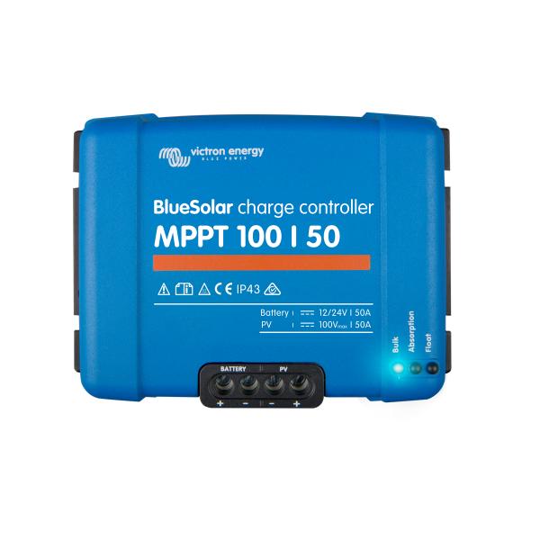 Victron BlueSolar MPPT 100/50 Solarladeregler