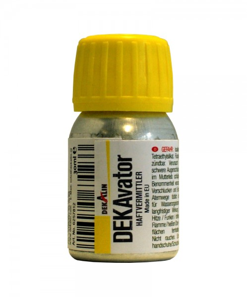Haftvermittler/Reiniger Dekalin DEKAvator 30 ml Flasche