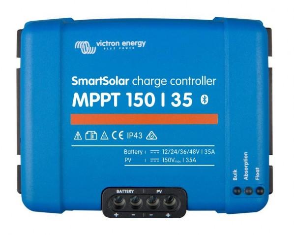 Victron SmartSolar MPPT 150/35 Solarladeregler