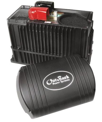 OutBack Power VFX2612E 12V Sinus Inverter/Charger
