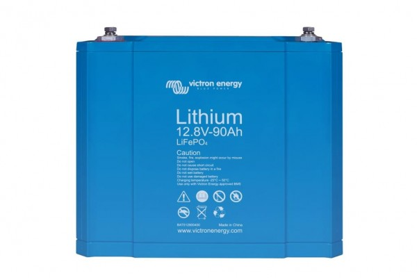 12,8V/90Ah Lithium Batterie Smart LiFePO4 Victron Energy