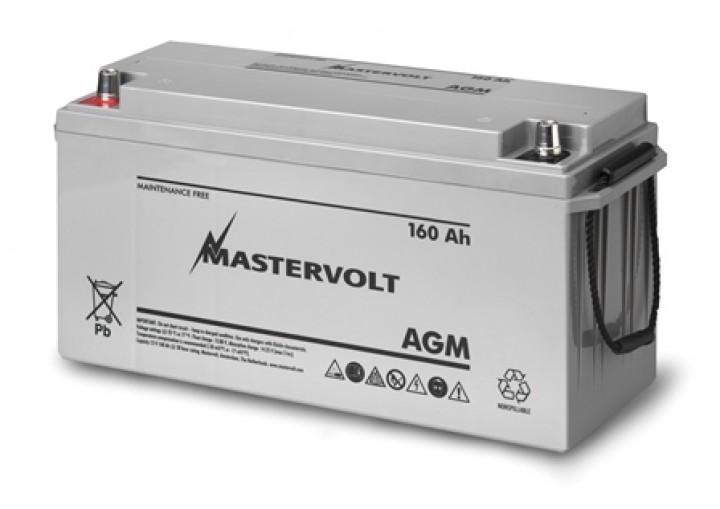 mastervolt batterie agm 12 160 12v 160ah. Black Bedroom Furniture Sets. Home Design Ideas