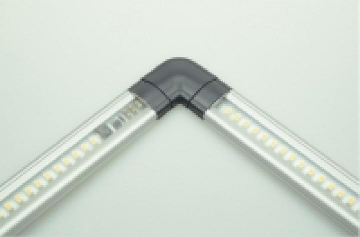 lampe led lichtleiste mit sensorschalter 9 5 30v 5w. Black Bedroom Furniture Sets. Home Design Ideas